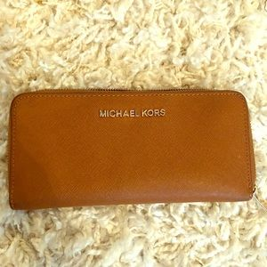 Michael Kors Cognac colored Wallet